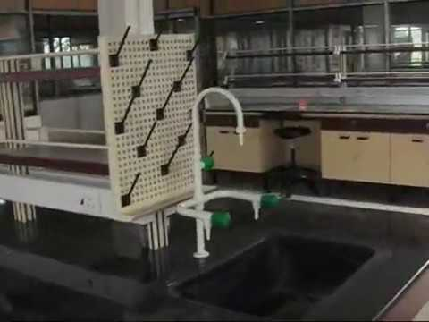 Laboratory Furniture Manufacturing Process