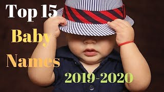 Latest Indian Baby Boy Names 2019-2020 With Meaning