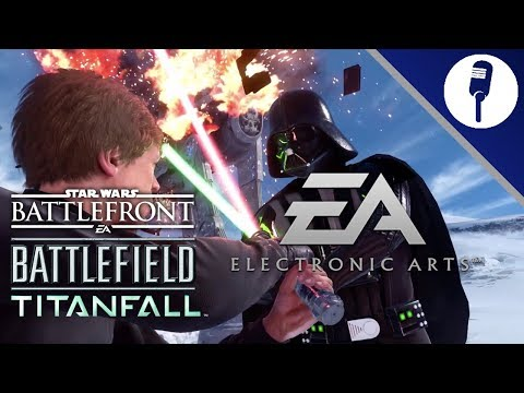 How EA's Mishandling of Star Wars License Negatively Affects Battlefield (And Others) thumbnail