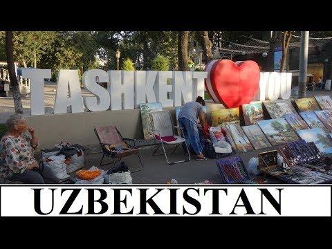 Uzbekistan/Tashkent/Art-Sayilgoh Street 'Broadway'  Part 27