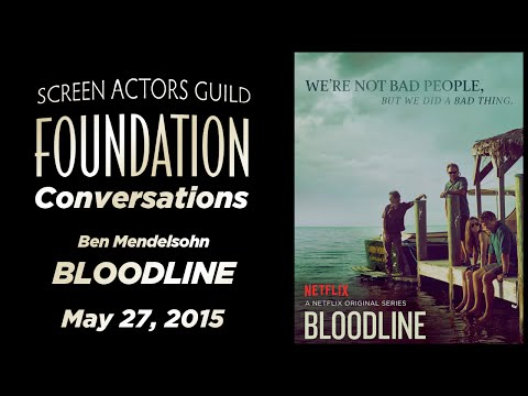 Conversations with Ben Mendelsohn of BLOODLINE
