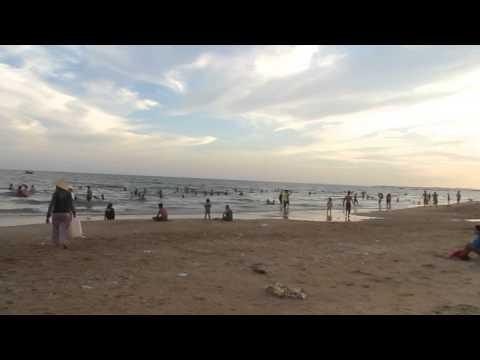 Chiều ở biển  Cam Bình, LaGi, Bình Thuận