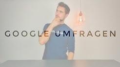 So verdienst du schnell Geld mit der Google Umfragen App!