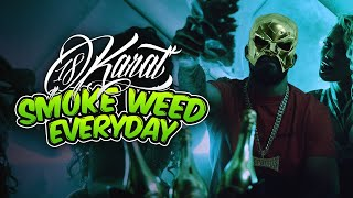 18 KARAT - SMOKE WEED EVERYDAY [official Video] prod. by Frio & Kyree