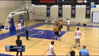 Tek Pota Ligi / İstanbul / Final Four - SGS - CONTINENTAL