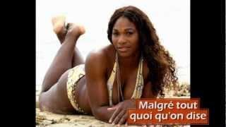 Serena Williams Les filles belles & charmantes Besoin d'amour Télé Solidarité