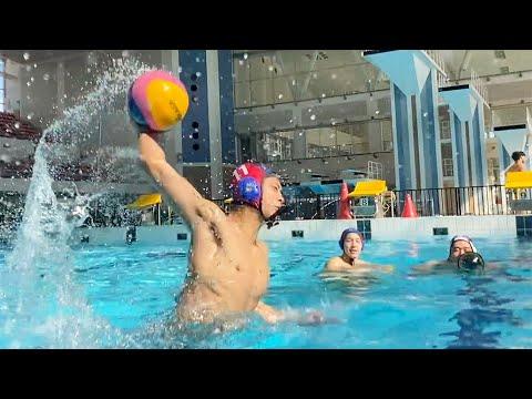 水球の魅力を迫力映像と日本代表選手のトークでお届け!「Sports for All 水球 2020」本編動画