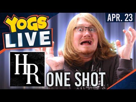 The Horror Of Overlook Inn -  HighRollers D&D: One Shot (23rd April 2017)