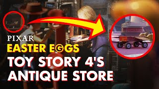 Toy Story 4 Antique Store Easter Eggs | Pixar Did You Know
