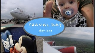 FLORIDA VLOGS 2018 // DAY ONE // Travel Day