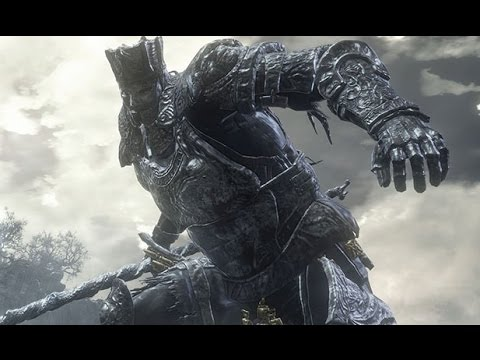 Dark Souls Iii Boss 1 Iudex Gundyr No Damage Youtube