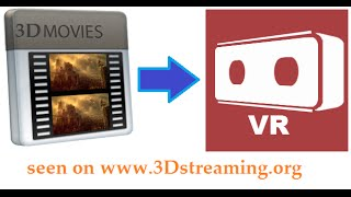 How to Convert any 3D video movie to Virtual Reality (VR) format(How to Convert any 3D video movie to Virtual Reality (VR) format. STEP by STEP visit here: http://t.co/7em1QppHev Watch +4500 Video 3D to ..., 2014-12-24T19:59:06.000Z)