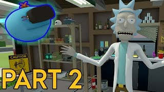 Rick and Morty: Virtual Rick-ality | Full Playthrough (No Commentary) - Part 2