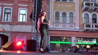 Zilele Turzii: Concert Aminda și Hazard (30.08.2014)