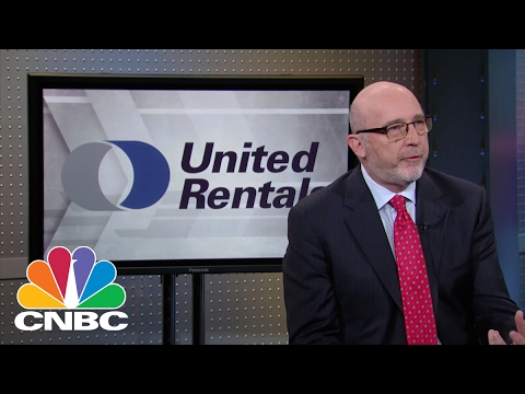United Rentals CEO: Behind The Quarter | Mad Money | CNBC