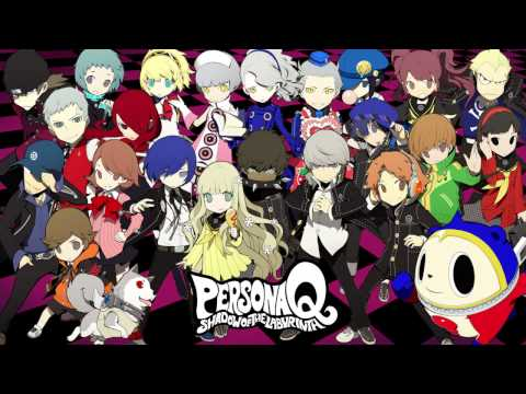 Persona Q Shadow of the Labyrinth Music - Laser Beam (Dual Mix) - by theultimateonejpsx - Extended