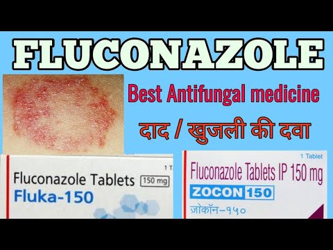 Fluconazole Tablet 150 Mg / Zocon Tablet Use, Dose, LEARN ABOUT MEDICINE