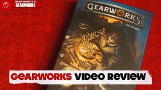 Gearworks Board Game Video Review