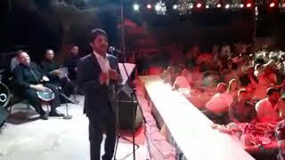 خاص بالفيديو- معين شريف ليال عبود وإياد يشعلون الأجواء في البحصاصة