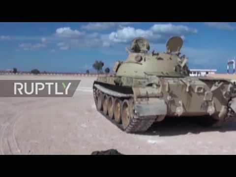 Libya: GNA's fight for 'oil crescent' continues after LNA retakes major ports
