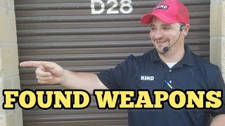 found-weapons-i-bought-abandoned-storage-unit-locker-opening-mystery-boxes-storage-wars-auction