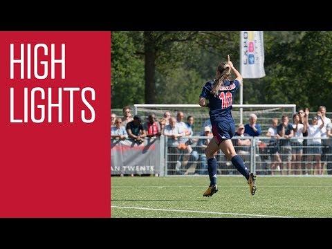 Highlights FC Twente - Ajax Vrouwen