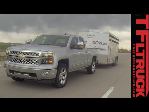 2015 Chevy Silverado 1500 Mpg Towing Review Fuel Sipping Or Slurping Part 2