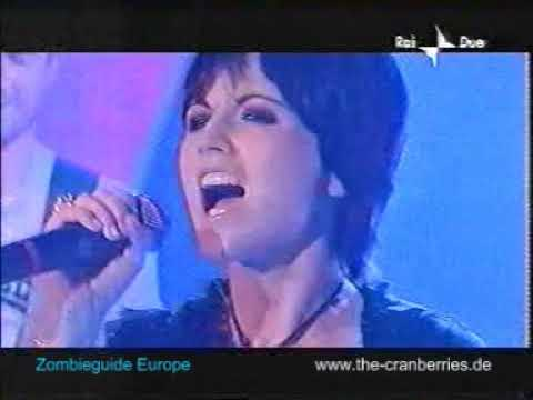 the cranberries stars live italia