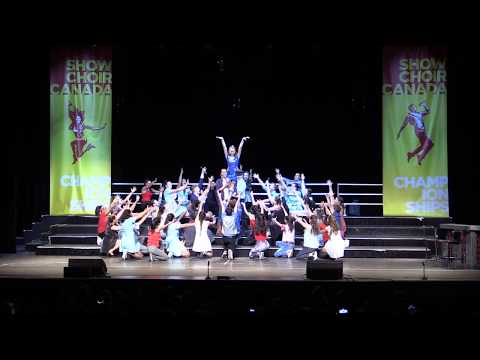 Glee Championships 2018 - St. George's School of Montreal