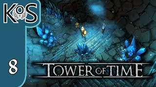 Tower Of Time Ep 8: DESCENT - Tactical RPG, Lore - Let