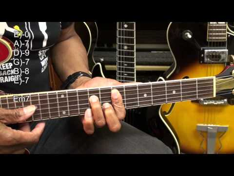 How to Play Thrill Is Gone On Acoustic Guitar
