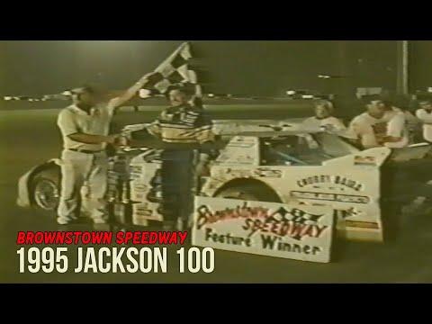 1995 Jackson 100 From Brownstown Speedway