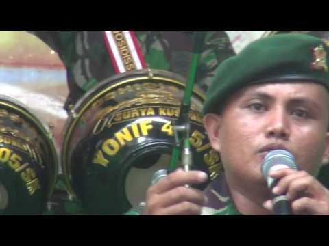 juara 1 festival rebana jawaso TNI Yonif 405 Banyumas tingkat jateng sil yaa nabi & ahmad ya habibi