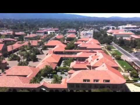 Stanford from the Hoover tower