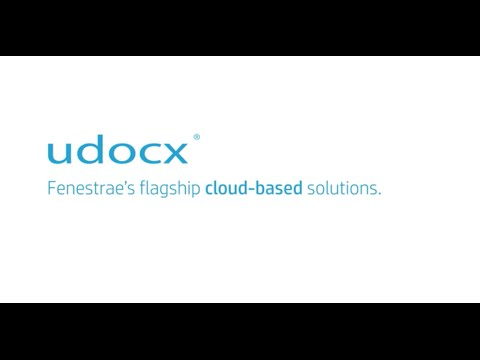 UDOCX app for HP JetAdvantage On Demand Marketplace