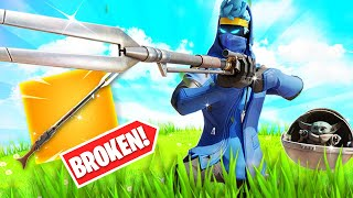 Popping Off With The Mando Sniper In Fortnite W/ Reverse2k