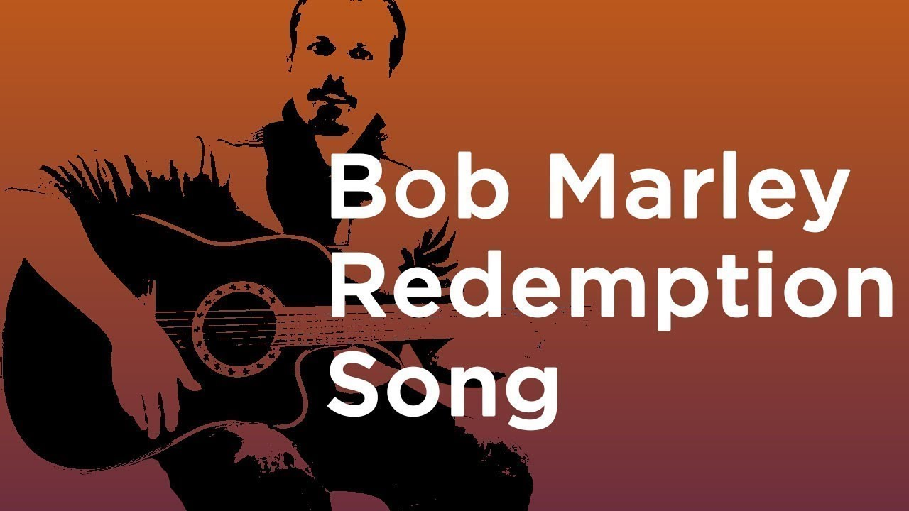 Bob Marley Redemption Song Easy Acoustic Songs On Guitar