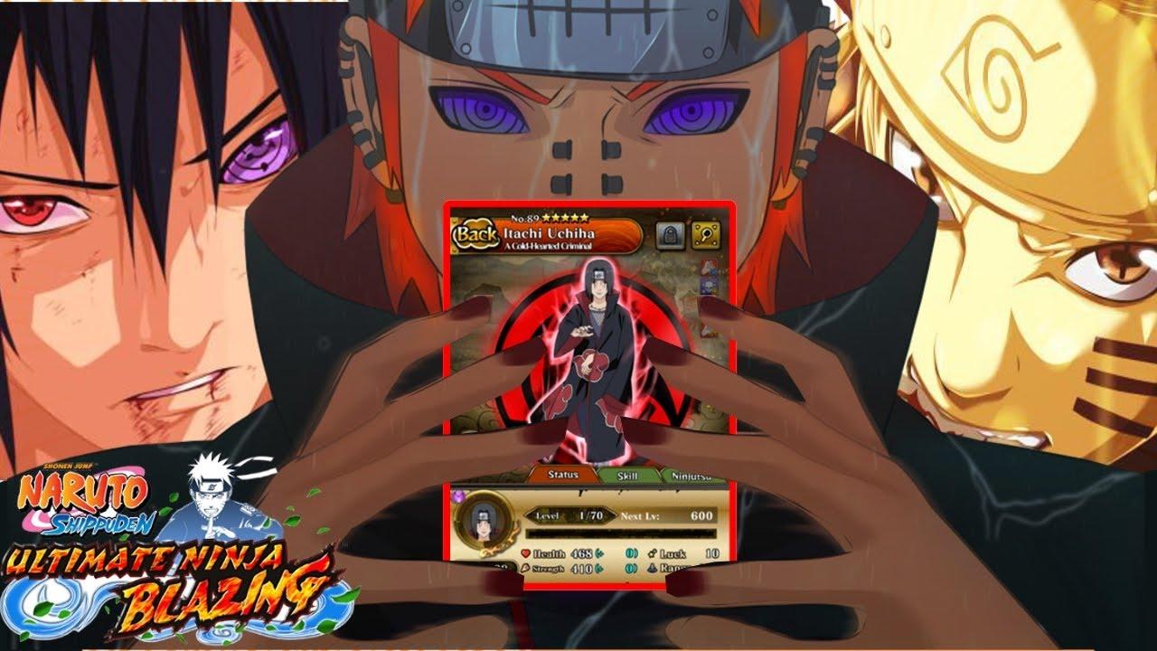 ultimate ninja blazing mod apk update