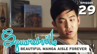 Squaresville: Ep. 29 Beautiful Manga Aisle Forever  (w/ Mary Kate Wiles, Kylie Sparks & Jimmy Wong)