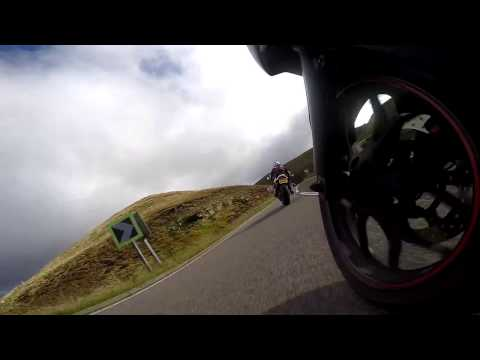 Snake Pass Ride Out