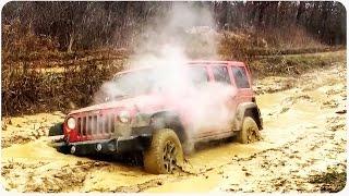 Guy Destroys Brand New Jeep | You Break It, You Buy It
