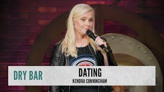The Dating Game. Kendra Cunningham