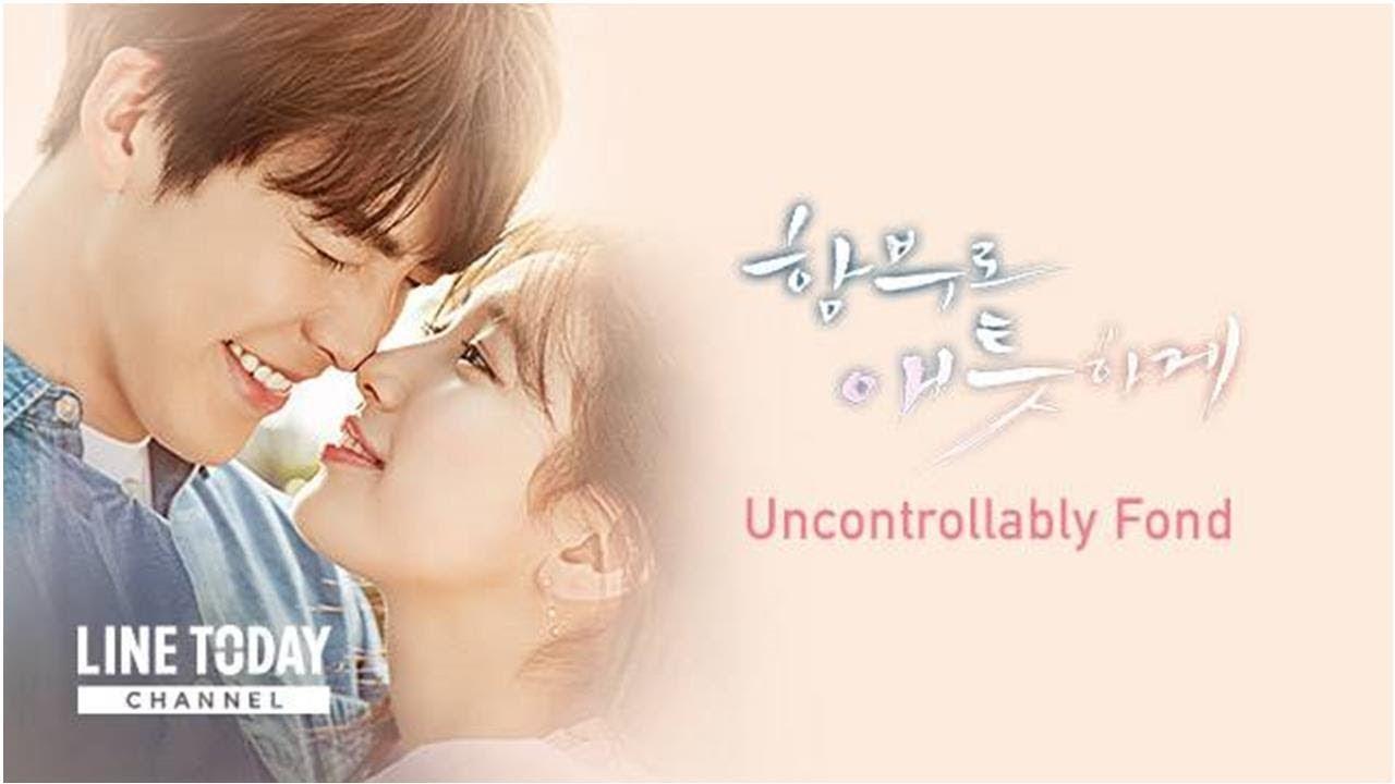 K-Drama Uncontrollably Fond (Subtitle Indonesia) EP 1-20 ...