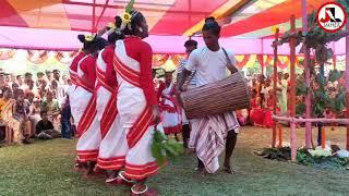 Karam puja  Bhojnarayan T.E  30 August 2020  karam dance karam song
