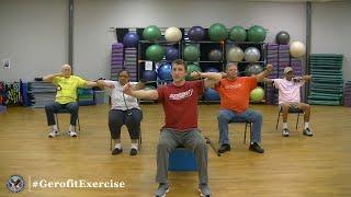 #GerofitExercise: Full body home exercise routine