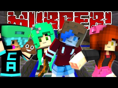 MINECRAFT MURDER | In The Sewer With The Dootie | Chad, Lastic & Sally