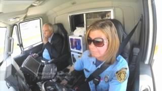 stuck in an emergency