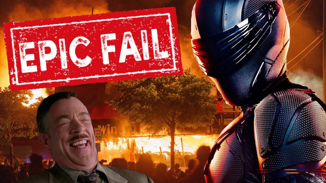 GI Joe fans give Snake Eyes the FINGER! Faces INSTANT REGRET at the box office!