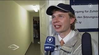 Ulrich Weiner schaltet einen Funkturm ab und muß vor Gericht