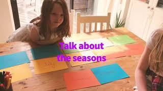 Months of the year - - Mrs Holdstock Teaching and Learning ideas